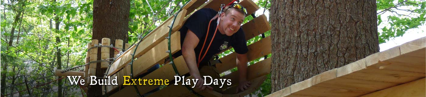We Build Extreme Play Days